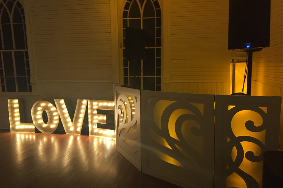 Austin Event Lighting